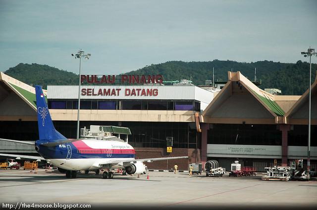 Penang - Penang International Airport