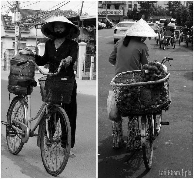 Vietnam b+w