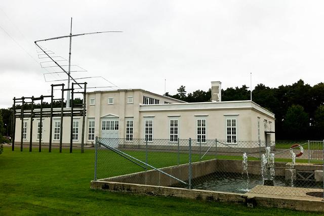 Grimeton Radio Station, Varberg