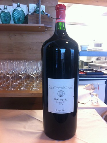 2004 Melchior Flasche