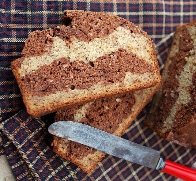 Coco Choco Banana Bread 2