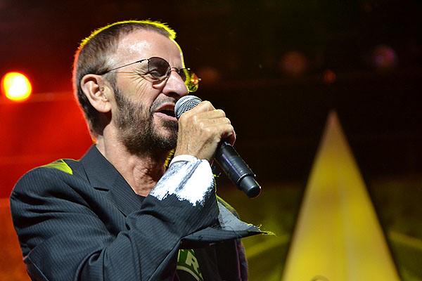 Ringo Starr @ Credicard Hall
