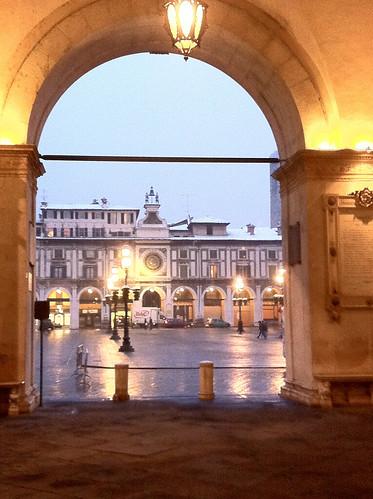 Brescia Italy Piazza del Loggia - 8