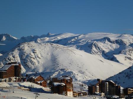 Vistas de Alpe D´Huez