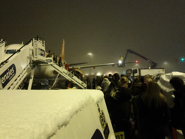 Snow and airports