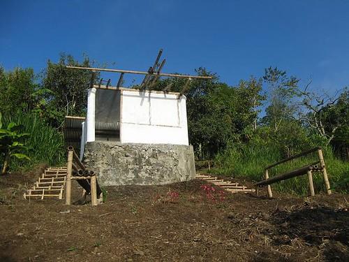 Observatorio en construccion