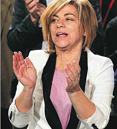 12b06 EPaís Elena Valenciano Foto García Cordero