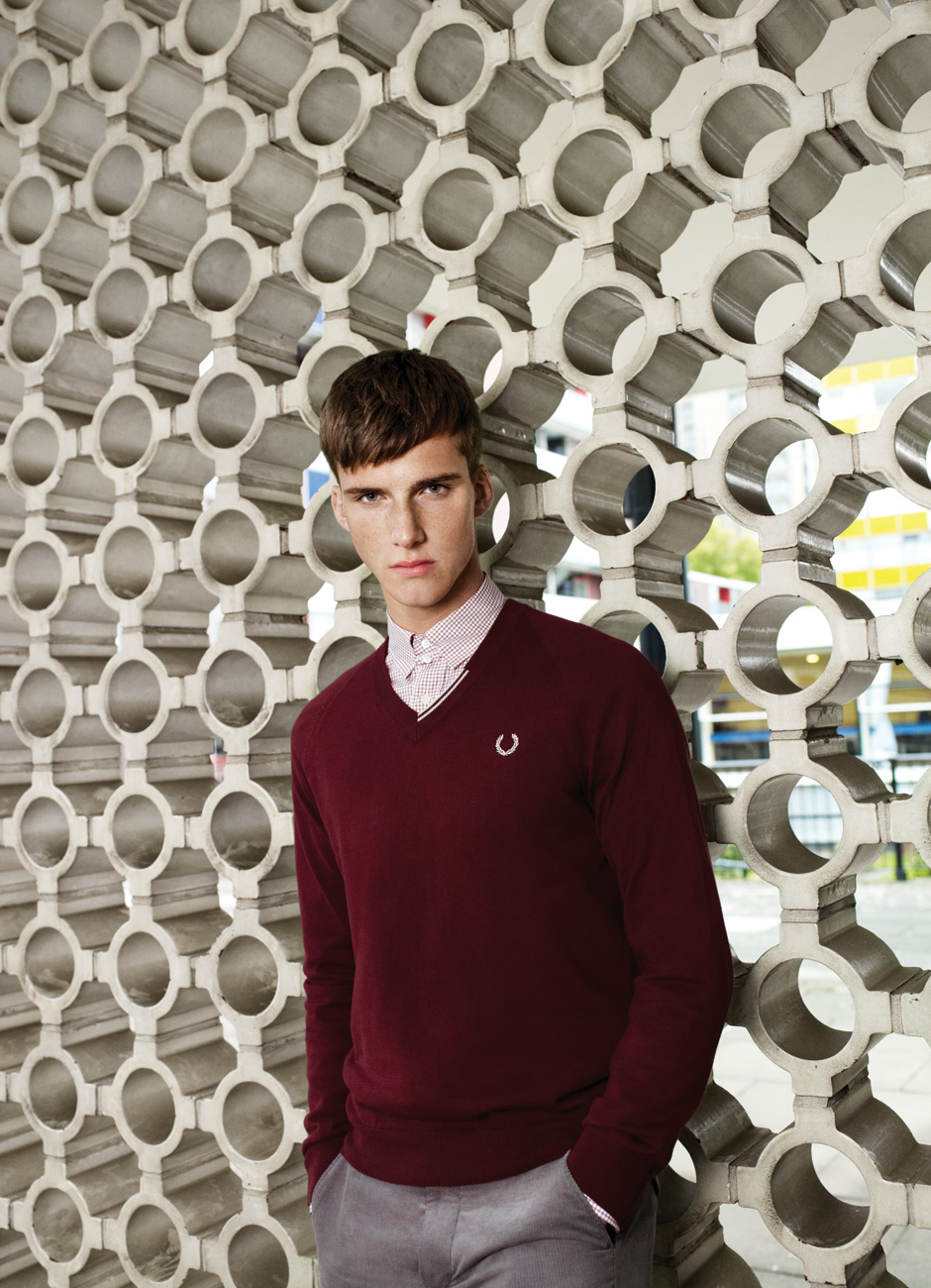 Johnny George0025_FRED PERRY SS12