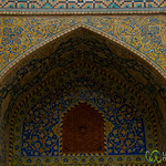 Imam Mosque Persian Design - Esfahan, Iran