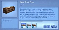 Magic Trunk Prop