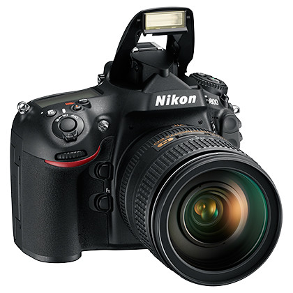 Nikon launched the D800 and D800E DSLRs worldwide today.