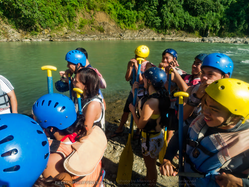 White Water River Rafting - Tabuk - Kalinga, Philippines (092008 - 120123)