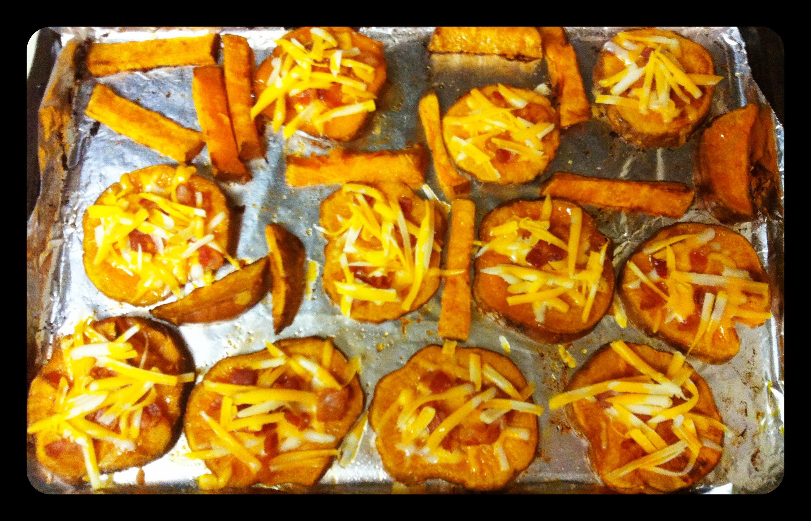 Pre- final bake