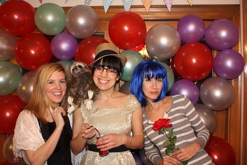 Alex, Sara & Jill - 2/4/12