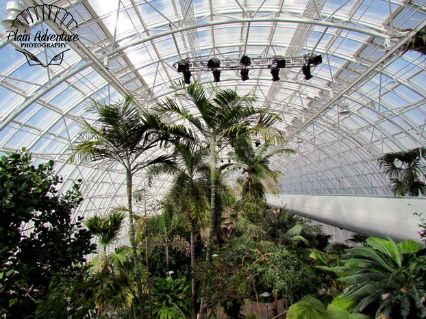 Myriad Botanical Gardens Oklahoma City