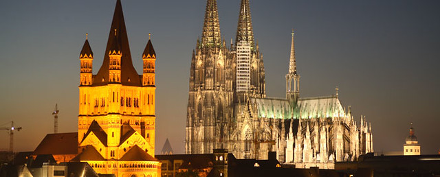 Group Flights to Cologne