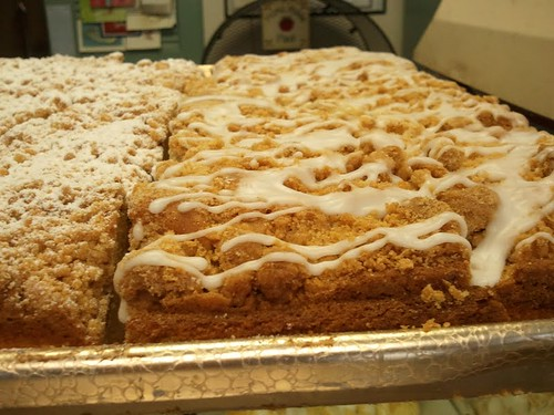 Crumb cake, Cameo Cakes, Brielle NJ