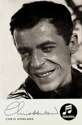 European Film Star Postcards: Chris Howland (1928-2013)  European Film S...