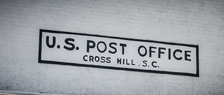 Cross Hill Post Office