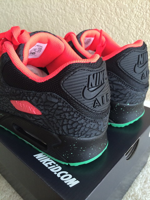 nike air max 90 yeezy series