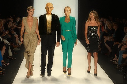 The Gothics Hit the Runway