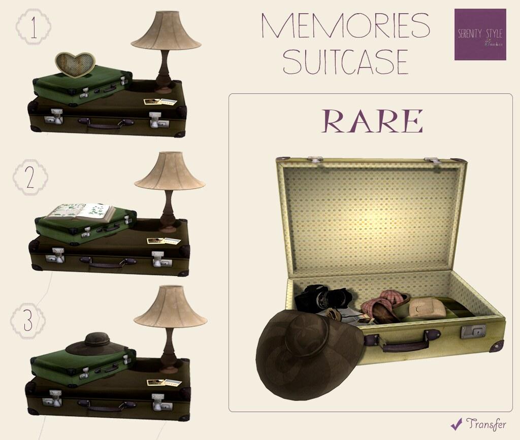Memories Suitcase