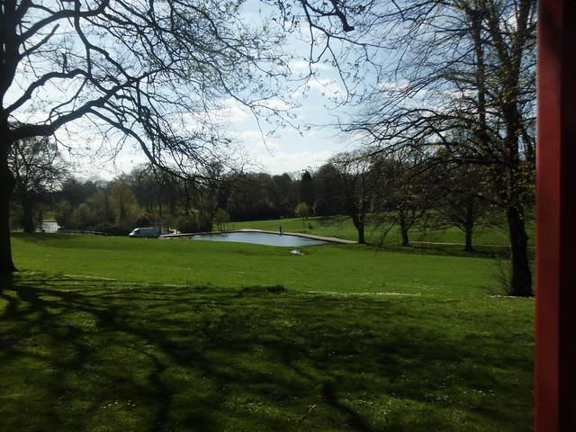 Header of Abington Park