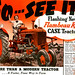 1939 Case Tractor by dok1