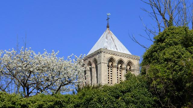 105 Abbaye de la Trinité de Fécamp