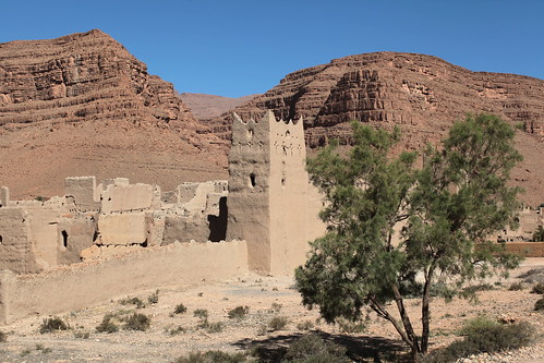 Na terra dos berbères
