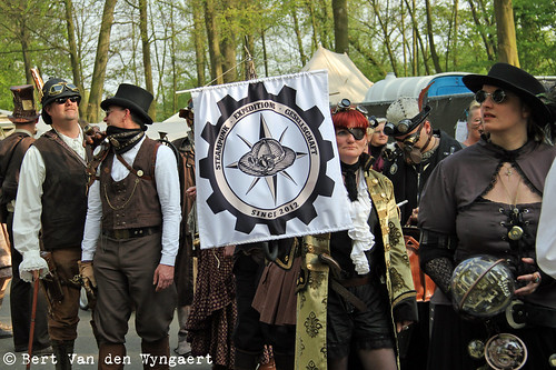 Fantasy Parade at Elfia Haarzuilens