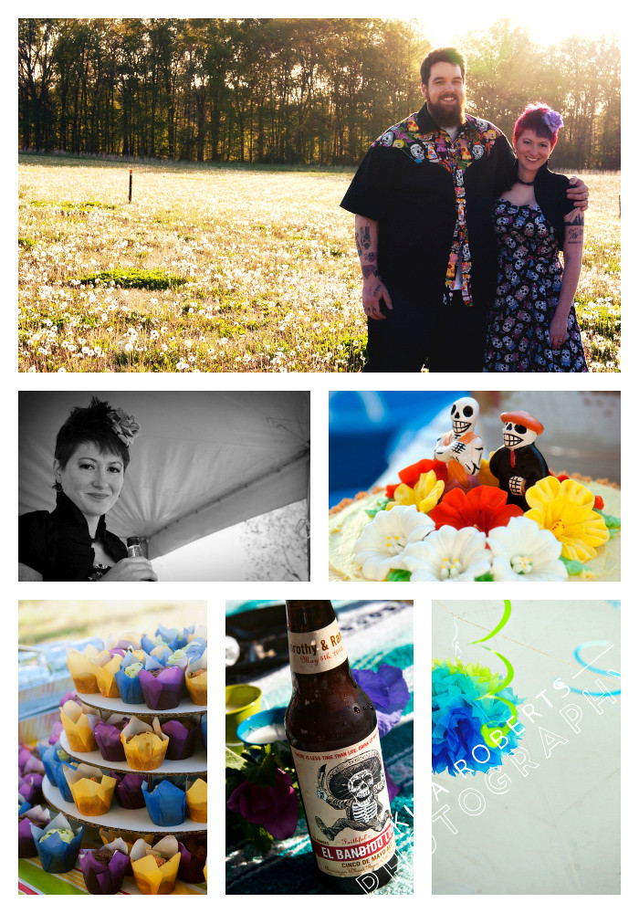 Cinco De Mayo Wedding | Terrapin Station Winery | Cecil County MD