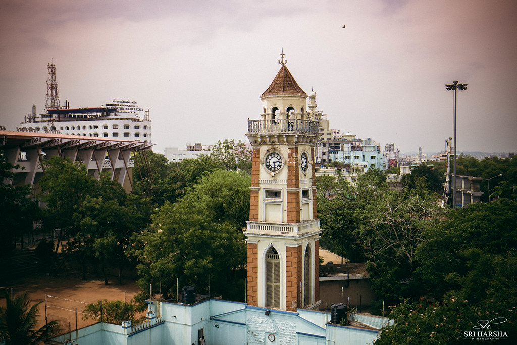 Clock Tower - Fateh Maidan
