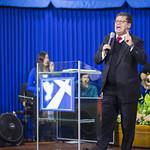 Culto Ministerial - Mayo 2016