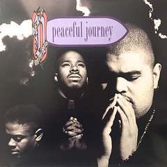 HEAVY D & THE BOYZ:PEACEFUL JOURNEY(JACKET A)