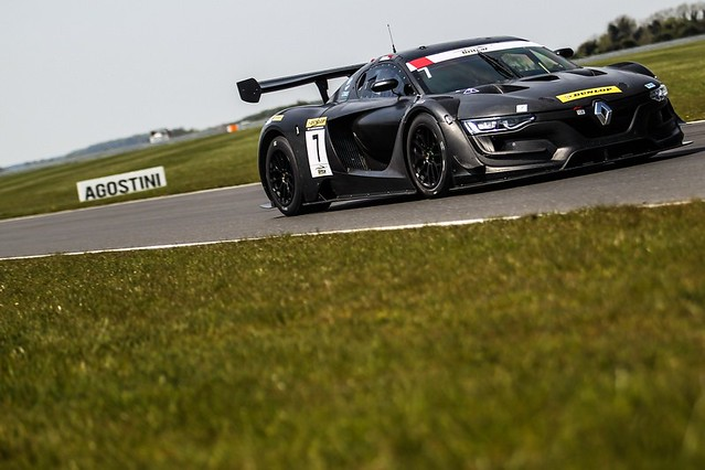 NGMSport / Holden Autosport Renault RS01 races to class victory and P2 overall.