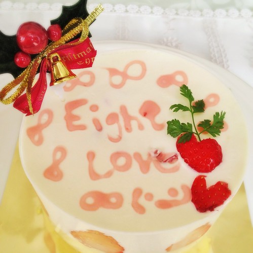 今日のお菓子 No.89 – Hikaru's Cake