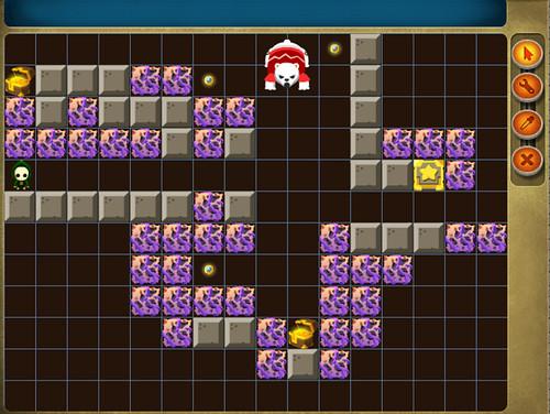 alex maze game