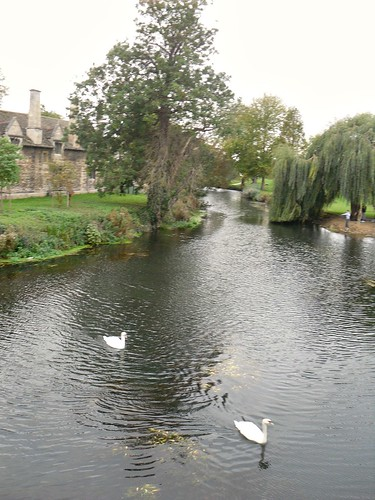 River Welland, Stamford