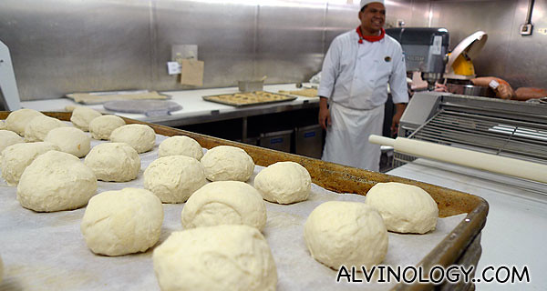 Meet the hardworking baker who made all our breads