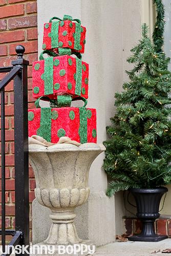 DIY Evergreen Christmas wreaths (15 of 16)