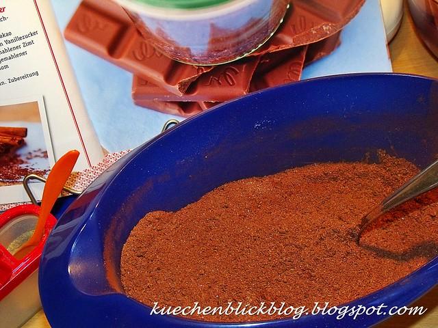 Echte Trinkschokolade