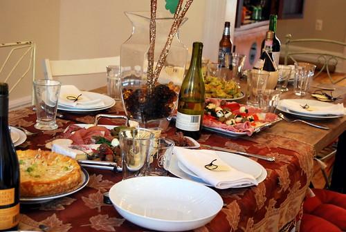 Partial Feast