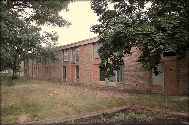 Abandoned Motel Flickr Photo Sharing