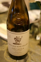 2007 Stag's Leap Wine Cellars Arcadia Vineyard Chardonnay