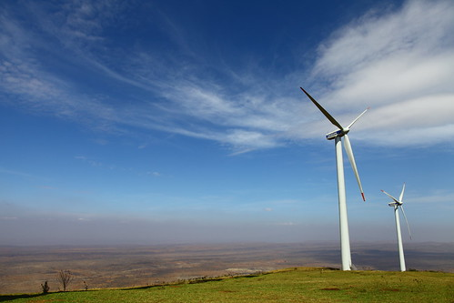 Wind power in Kenya