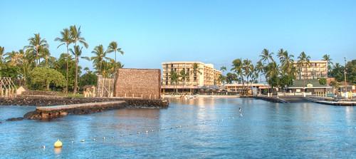 Review Courtyard King Kamehameha Kona Beach Hotel On