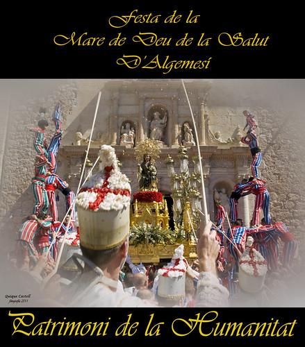 Festes de la Mare de Deu de la Salut d'Algemesi by Quique Castell