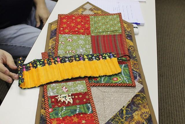 November 2011 Columbus Modern Quilt Guild