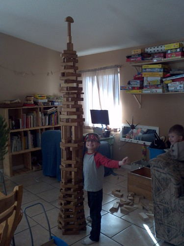 Tower, eiden is ready to knock down